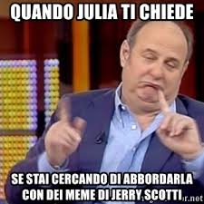 gerry scotti no no meme generator