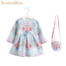 Design Dresses Aliexpress Com Buy 2017 Autumn Brand Design Dresses For Girls
