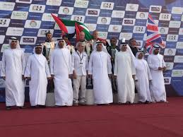 tomlinson and team abu dhabi snag 2nd place at 2016 uim class 1