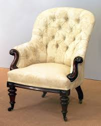 Victorian Armchair Victorian Button Back Armchair Antique Arm Chair Antique