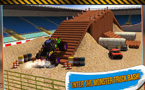 monster truck game video 4x4 monster truck stunts 3d android apps on google play