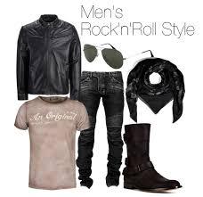 Mens Rugged Fashion Men U0027s Rock U0027n U0027 Roll Style Clothing 2018 Wardrobelooks Com