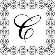Create Monogram Initials 116 Best Monograms Images On Pinterest Monograms Address Stamp