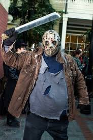 Jason Voorhees Costume Coolest Homemade New Blood Jason Voorhees Costume Movie Quality