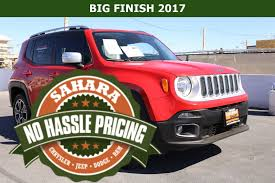 big red jeep sahara las vegas chrysler jeep dodge ram vehicles for sale in
