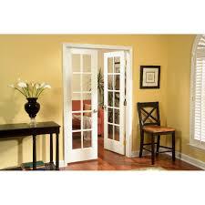 48 Exterior Door Shop Sincol 48 10 Lite Pine Interior Door Unit At Lowes