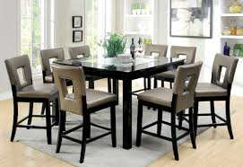 Mirrored Dining Room Tables Mirrored Dining Set Mirrored Dining Furniture America Azalea