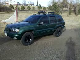 jeep cherokee black with black rims gcjeep99 1999 jeep grand cherokeelimited sport utility 4d specs