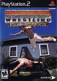 backyard wrestling don u0027t try this at home usa iso u003c ps2 isos