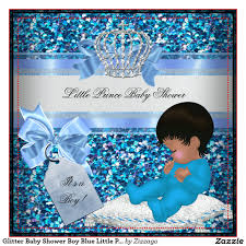 prince baby shower theme invitations with boy google search