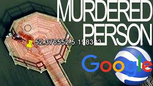 Google Maps Dead Body Murdered Person On Google Earth Shocking Youtube