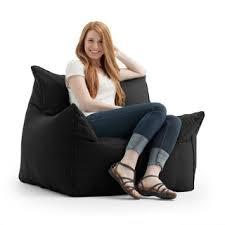 fufsack memory foam chevron pink 7 foot xxl bean bag lounge chair