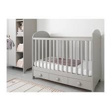 chambre bébé ikéa gonatt lit bébé gris clair ikea bébé et petits lits