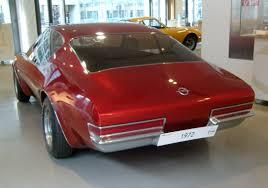 opel manta b interior opel manta b studie concept 1972