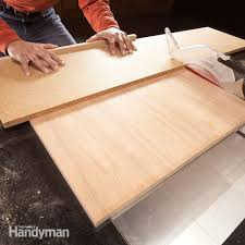 how make a table saw how to build the three penny crosscut sled family handyman