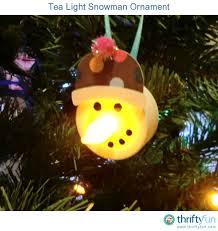 25 unique tea light snowman ideas on tealight snowman