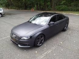 matte metallic gray plasti dipped my whole car