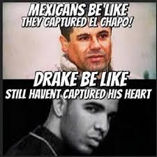 El Meme - internet goes in with el chapo arrest memes
