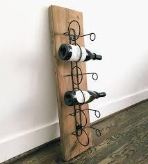 meritage reclaimed wood wine rack features reclaimed wood arc