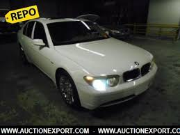 used 2002 bmw 745i for sale used 2002 bmw 7 series 745i sdn car for sale at auctionexport