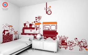 horloge chambre bébé sticker gare horloge stickers bébés enfants e glue deco