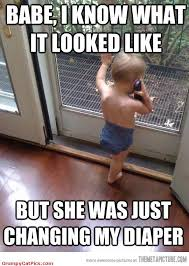 Talking On The Phone Meme - cute baby talking on the phone with girlfriend funny captions