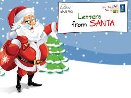 santa letters easy free letters from santa claus to children