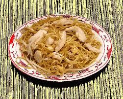 cuisiner aiguillette de poulet recette aiguillettes de poulet au miel gingembre et ses nouilles