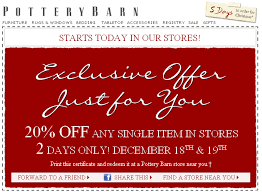pottery barn coupon code 15 off hair coloring coupons