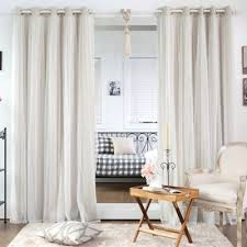 Tie Top White Curtains Buy Tie Top Curtain Panels From Bed Bath U0026 Beyond