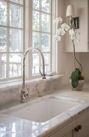 kitchen marble backsplash marble backsplash and window sill to prevent paint peeling