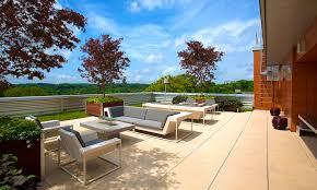 furniture beautiful rooftop garden design ideas metal outdoor