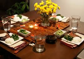 Simple Thanksgiving Table Settings Dining Table Layout Luxury Thanksgiving Table Setting Idea E2