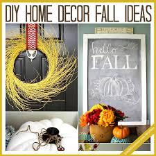 Home Decor DIY Fall Ideas The 36th AVENUE
