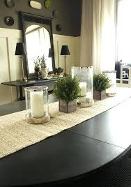 dining table arrangements dinner table centerpiece ideas size of dining dining room