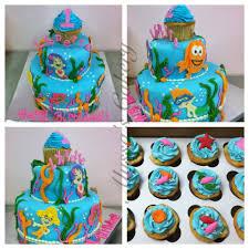 bubble guppies with jumbo cupcake alyssa u0027s cakery