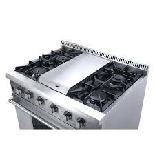 48 Inch Cooktop Gas Kitchen Awesome Gas Ranges With Grill And Griddle Cooktop Regard