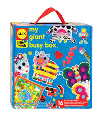 my giant busy box kit joann