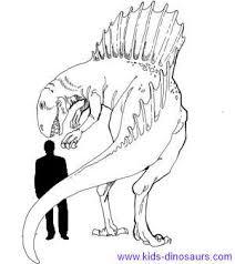 spinosaurus dinosaur facts for kids