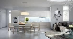 cuisine ouverte sur le salon idee deco cuisine ouverte sur salon en image et newsindo co