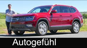 volkswagen atlas 7 seater volkswagen atlas full review all new teramont vw suv test driven