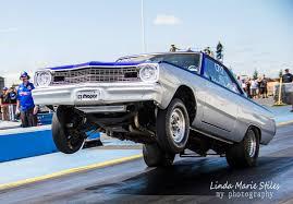 Dodge Dakota Race Truck - hughes engines