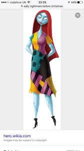 plus size sally costume authentic nightmare before