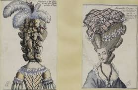 hair style of 1800 women s hairstyles cosmetics of the 18th century france england