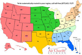 us map w alaska about us air charity network