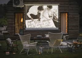 beautiful garden movie créez vous un espace cinéma dans le jardin jardin outdoor
