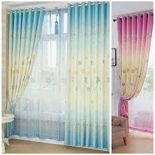 rideau garcon chambre enfant réel rideau enfant fille garçon chambre rideau bleu