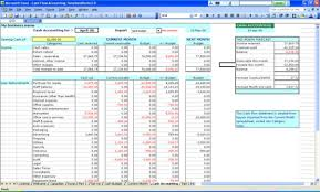 Free Accounting Spreadsheet Open Office Accounting Ledger Template Rabitah