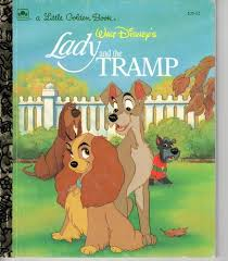 lady tramp golden book disney wiki fandom