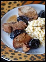 cuisiner les pruneaux recette filet mignon aux pruneaux 750g